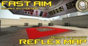 FAST AIM/REFLEX to ostatnia mapa cs go do trenowania