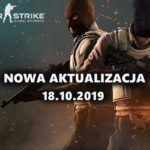 Aktualizacja CS GO (18 październik 2019)