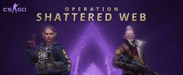 nowa operacja shattered web