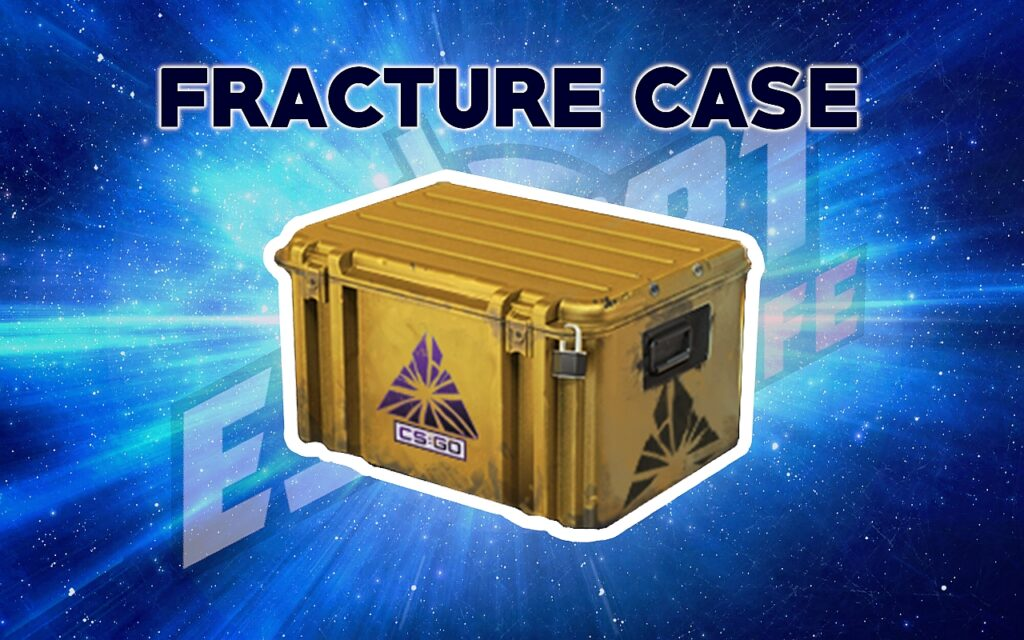 fracture case skiny w środku